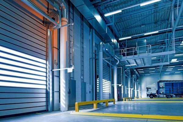 szerokie bramy przemysłowe w wielkopolsce